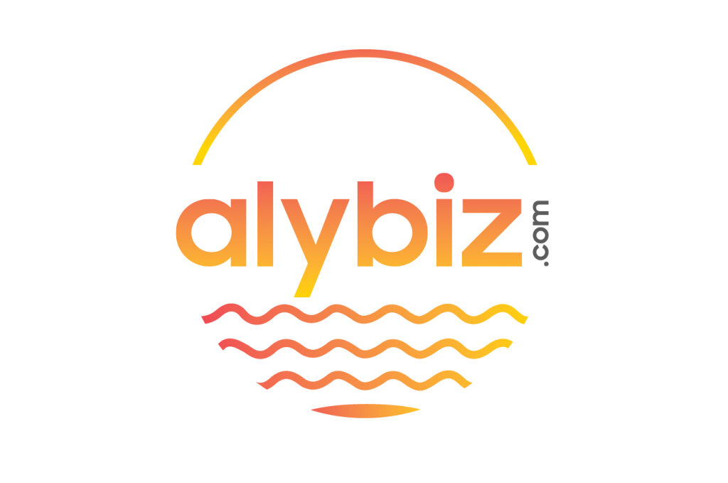 Alybiz.com new adventure logo