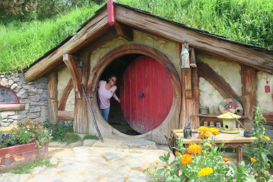 Alybiz in Hobbiton