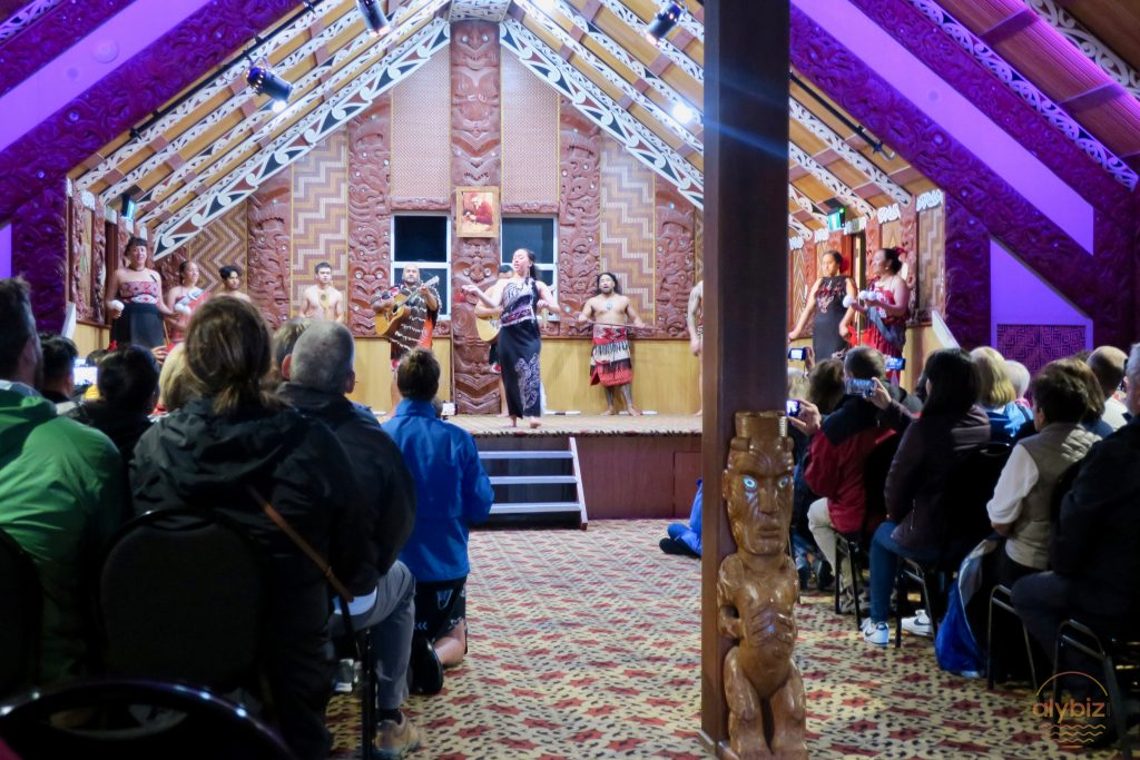 Māori cultural experience